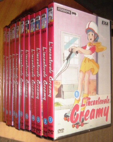 DVD Italy - Eco edition