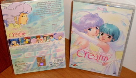 DVD Italy - Integral Box 1