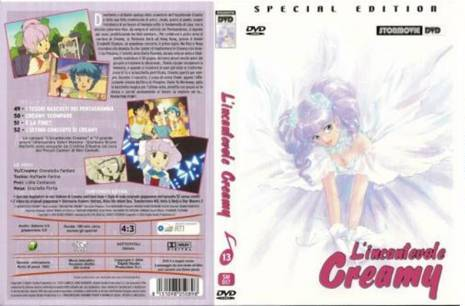 DVD Italie - Special edition - Volume 13