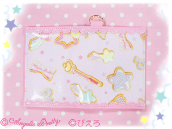 Card holder / Pass case - Angelic Pretty