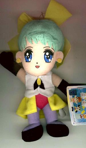 Magical Emi plush