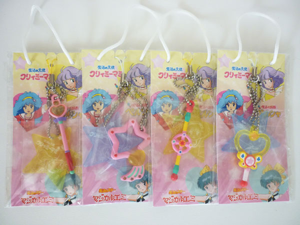 Magical Girls' wands straps