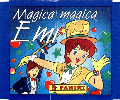 Magical Emi pack of images