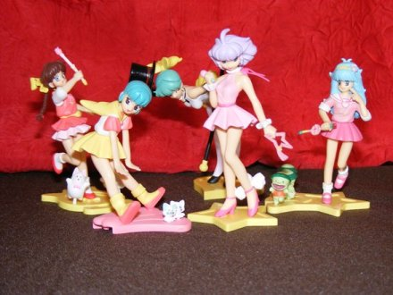Gashapon Epoch - Magical girls