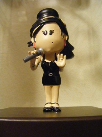 Amy Winehouse - Weenicons