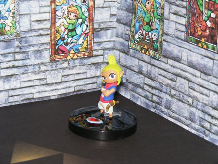 Zelda - Gashapon Phantom Hourglass